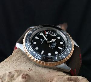 Steinhart Ocean One GMT ElCid Strap Armband